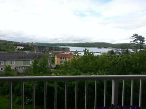 2 bedroom condo with waterfront view