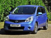 2011 Nissan NOTE 1.6 N-TEC Automatic MPV
