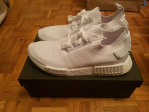 NMD R1 PK Japan Triple White - Size 12 - (DS)