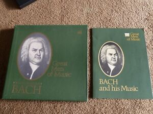 Timelife Great men of music Bach