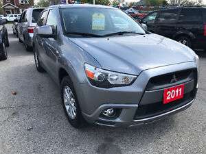 2011 Mitsubishi AWD Certified and E-Tested With Clean Carproof
