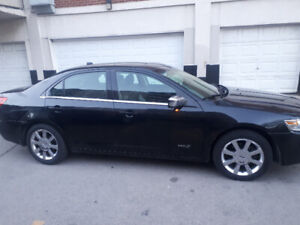 WANTED 2009 LINCOLN MKZ GOOD CONDITION, CERTIFIED AND READY.