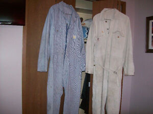 Old Coverall's