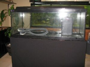 I have a 75 gal fish tank and glass top  $75.00