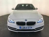 2013 63 BMW 520D SE AUTOMATIC DIESEL 184 BHP 1 OWNER SERVICE HISTORY FINANCE PX