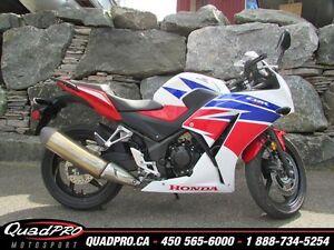 2015 Honda CBR300R 26$/SEMAINE