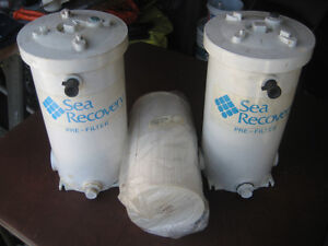 Sea Recovery Filter/Canisters