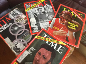 Time Canada Magazines