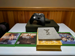 Xbox One S Battefield 1 Edition 1TB