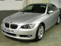 "2007 BMW 330i 3.0 Straight 6 SE COUPE * HEATED ELEC.MEMORY LEATHER * 18""ALLOYS"