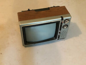 Brentwood 12-inch B&W Television