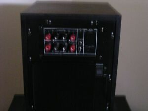 Yamaha Amp,Subwoofer and corner cabinet Kawartha Lakes Peterborough Area image 6