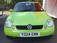 2001 Volkswagen Lupo 1.0 E 3dr