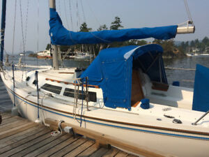 1987 Catalina 30 sailboat