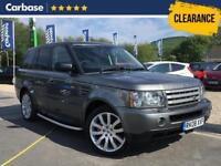 2008 LAND ROVER RANGE ROVER SPORT 3.6 TDV8 HSE 5dr Auto SUV 5 Seats