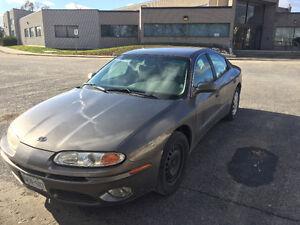 2001 Oldsmobile Aurora Sedan Kingston Kingston Area image 4