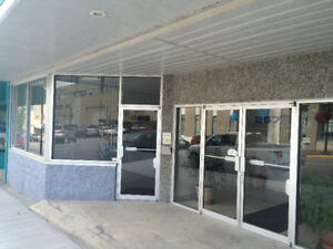 1700sq ft Office/Retail Space Prince Rupert