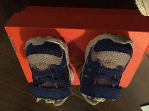 Size 2 baby Nike sneakers