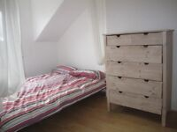 Self contained 1 bed flat for student/post grad available NOW