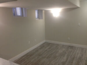 2 Bedroom Basement apartment for rent available from Sep 2, 2018