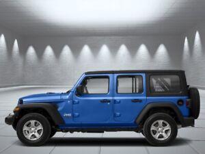 2019 Jeep Wrangler Unlimited Sahara  - Navigation
