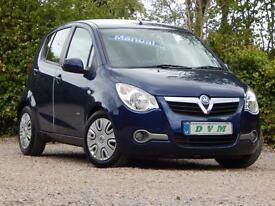Vauxhall/Opel Agila 1.2i 16v 2008MY Club