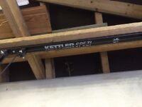 Kettler SPF71 cycle hoist/storage