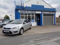 2009 Ford Focus 1.6 Zetec 5DR,ONE OWNER FROM NEW, 100,000 MILES,SERVICE HISTORY