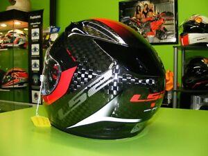 LS2 - Carbon - Arrow Race Helmet - Fits like Small at RE-GEAR Kingston Kingston Area image 8