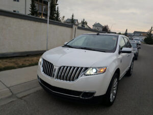 2011 Lincoln MKX Limited Fully Loaded Dual Sunroof Leather