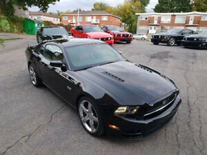2013 Mustang GT 5.0L Coupe Automatique 39,000KM 1 Owner