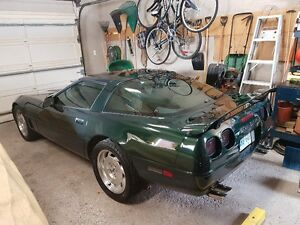 1996 Corvette Coupe Excellant Cndn