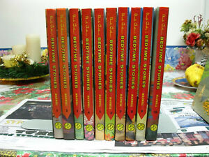 BEDTIME STORIES, 10 vol set-Uncle Arthur-Special Edition 1964