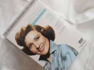 DVDs The fabulous Betty White Collection 40 episod new sealed