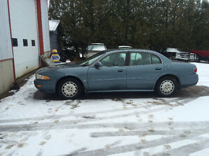 SAFETIED E TESTED   2002 Buick LeSabre $2400  OBO