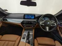 2018 BMW 530E M-SPORT HYBRID AUTO SAT NAV PARKING SENSORS BROWN LEATHER INTERIOR