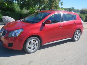 2009 Pontiac Vibe Hatchback