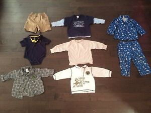 9 piece 18-24 month lot