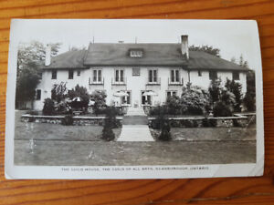 The Guild House,  The Guild of all Arts - Post Card