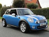 2011 Mini Hatchback 1.6 COOPER D PIMLICO 3DR TURBO DIESEL ** 44,000 MILES * F...