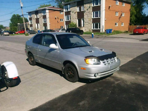 Hyundai accent gs (BAS MILLAGE)