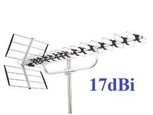 Digital TV Aerial. 71 Element Ultra High Gain Digital TV Aerial.