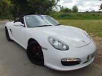2010 Porsche Boxster 3.4 S 2dr PDK Over £12,000 Options! PASM! 2 door Conve...
