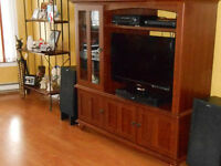 Entertainment unit for sale $200.00