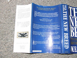 The New Breed - 1st Edition/1st Printing - W.E.B. Griffin - $20 Belleville Belleville Area image 7