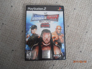 SmackDown Vs. Raw 2008 Featuring ECW