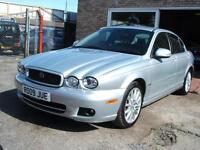 2009 Jaguar X-TYPE 2.0D S 4d **DIESEL / New MOT**