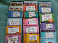 Abby Hayes Collection of Books