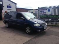 Chrysler Grand Voyager 3.3 auto LX