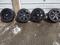 Mk1 Audi TT / golf alloys